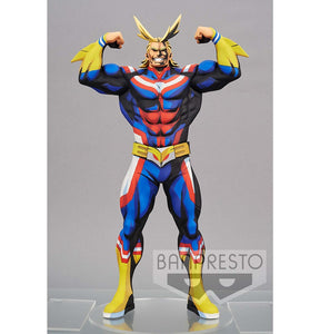 【已截訂】Banpresto MY HERO ACADEMIA GRANDISTA ALL MIGHT MANGA DIMENSIONS PVC Figure