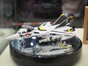 【已截訂】Calibre Wings Macross 1/72 VF-1S Fighter Skull Leader Macross Diecast Model