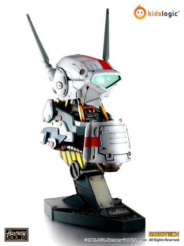 【已截訂】Kids Logic Robotech Mechanical Bust Series Macross Valkyrie VF-1J 1/8 Statue