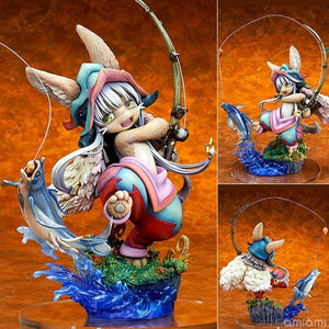 【已截訂】ques Q Made in Abyss Nanachi -Gankimasu Fishing- PVC Figure
