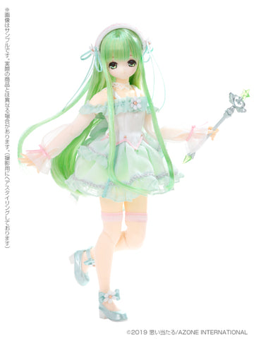 【已截訂】Azone Magical☆CUTE - Floral Ease Miu Action Doll