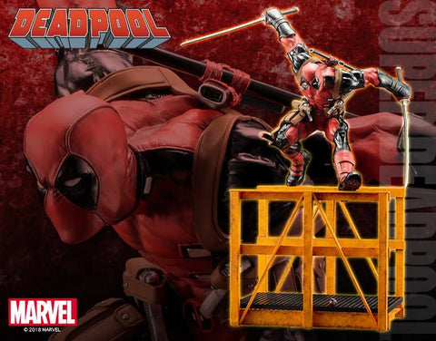 【已截訂】Kotobukiya Artfx MARVEL UNIVERSE Super Deadpool 1/6 PVC Figure