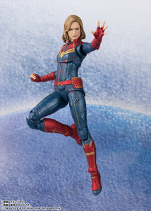 【已截訂】Bandai S.H.Figuarts Captain Marvel Action Figure