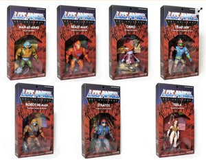 【已截訂】SUPER7 Master of the Universe Vintage (Los Amos) Action Figure [全7種]