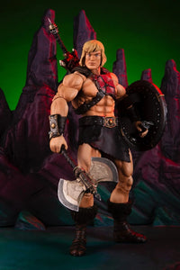 Masters of the Universe He-Man | 1/6 Action Figure | Sideshow X Mondo【現貨】