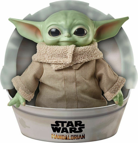 "Baby Yoda - The Mandalorian The Child Plush | 11""公仔 