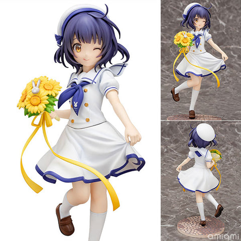 【已截訂】PLUM Maya (Summer Uniform) Is the Order a Rabbit 1/7 PVC Figure