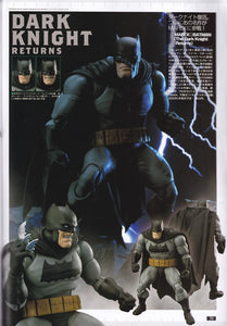 【已截訂】MEDICOM TOY MAFEX Batman The Dark Knight Returns Batman Action Figure