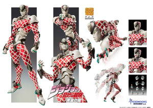 【已截訂】MEDICOS JoJo`s Bizarre Adventure -Part V- King Crimson Action Figure [再販]