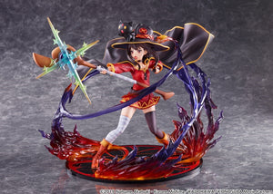 【預訂日期至24-Jan-21】eStream Megumin Explosion ver. PVC Figure
