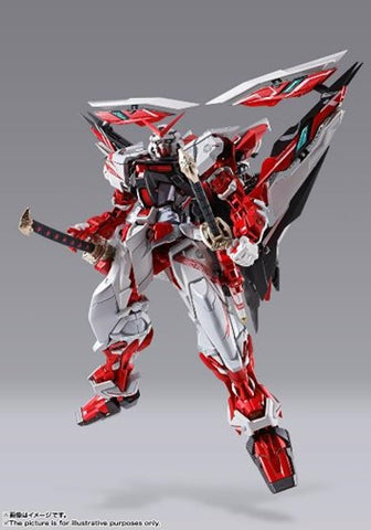【已截訂】Bandai Metal Build Astray Red Frame Kai (Alternative Strike Ver) Action Figure