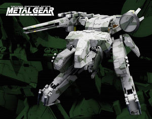 【已截訂】Kotobukiya Metal Gear Solid Rex 1/100 Plastic Model Kit [再販]