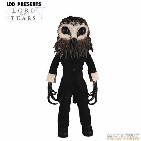 【已截訂】Mezco Toyz LDD Presents Lord of  Tears - Owlman Action Doll