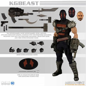 【已截訂】Mezco Toyz One 12 Collective DC KGBeast 1/12 Action Figure