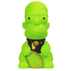 【已截訂】Mighty Jaxx~D'OH The Unlucky Cat (Toxic Edition) (Glow in Dark) by Nathan Cleary 8'' Vinyl Art Toy Limited Edition Figure