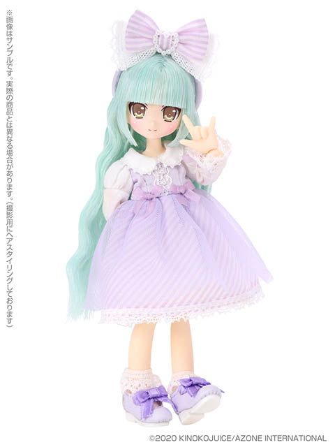 【已截訂】Azone Mushroom juice x Lil'Fairy Twinkle☆Candy Girls Vell Doll