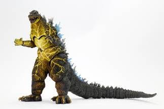 【已截訂】NECA~Godzilla - 12'' Head to Tail Action Figure - 2003 Godzilla ''Hyper Maser Blast''