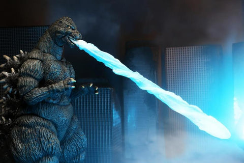 【已截訂】NECA~Godzilla - 12'' Head to Tail Action Figure - Classic 1989 Godzilla Action Figure