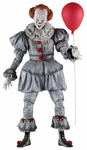 【已截訂】NECA~IT - Pennywise (Skarsgard) 1/4 Action Figure