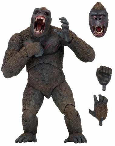 【已截訂】NECA~King Kong – 7'' Scale Action Figure – King Kong