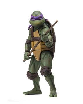 【已截訂】NECA~Teenage Mutant Ninja Turtles – 7'' Scale Action Figure –Donatello