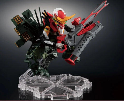 [EVA UNIT] EVA-02 | NXEDGE STYLE Action Figure | Bandai【現貨】