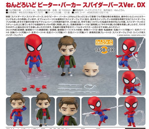【預訂日期至18-Dec-20】Good Smile Company Nendoroid Peter Parker Into the Spider-Verse Ver. DX Action Figure