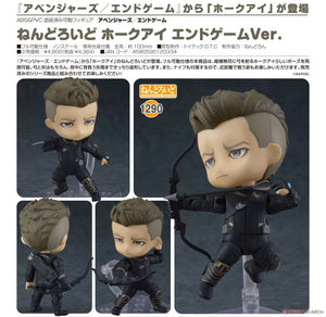 【已截訂】Good Smile Company Nendoroid No.1290 Hawkeye Endgame Ver.