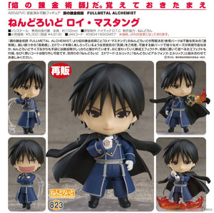 【已截訂】Good Smile Company Nendoroid No.823 Roy Mustang [再販]