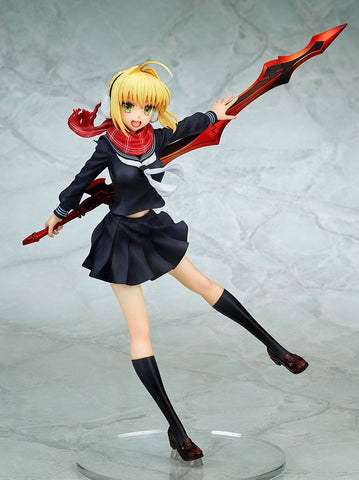 【已截訂】Ques Q Nero Claudius Winter Rome ver. 1/7 PVC Figure