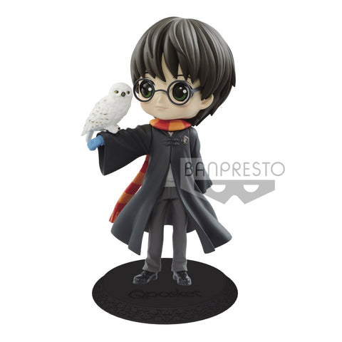 【已截訂】Banpresto Harry Potter Q posket-Harry potter-Ⅱ (B Light color ver)
