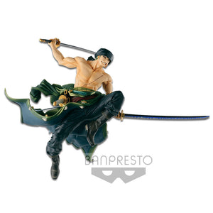 【預訂日期至19-Sep-20】Banpresto ONE PIECE BANPRESTO WORLD FIGURE COLOSSEUM VOL.1 (VER.A) PVC Figure