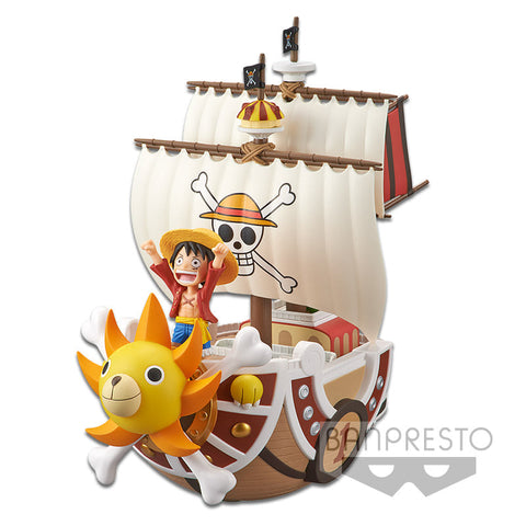 【預訂日期至19-Sep-20】Banpresto ONE PIECE MEGA WORLD COLLECTABLE FIGURE SPECIAL!! PVC Figure