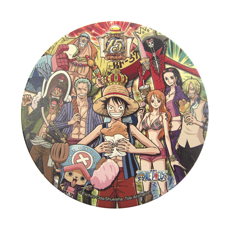 【已截訂】One Piece Coaster A