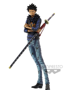 【已截訂】Banpresto One Piece Grandista Trafal Gar Law Manga Dimensions PVC Figure
