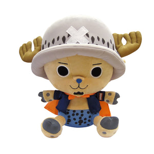 【已截訂】One Piece Manekko chopperman x Law Plush