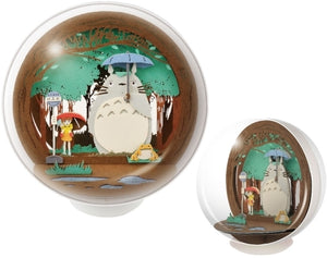 【現貨】Ensky PAPER THEATER -Ball- Studio Ghibli PTB-10 Bus Tei nite [My Neighbor Totoro/龍貓]