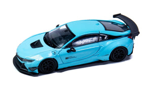 【已截訂】Para 64 Liberty Walk BMW i8 Peppermint Green  - LHD 1/64 Car