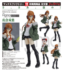 【已截訂】Max Factory figma no.434 PERSONA5 the Animation Futaba Sakura