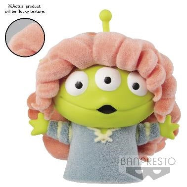 【預訂日期至20-Jan-21】Banpresto PIXAR CHARACTERS FLUFFY PUFFY MINE~COSTUME ALIEN~VOL.3(CMERIDA COSTUME ALIEN) PVC Figure