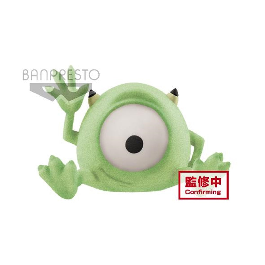 【已截訂】Banpresto PIXAR CHARACTER FLUFFY PUFFY PETIT~MONSTERS, INC.~(A MIKE) PVC Figure