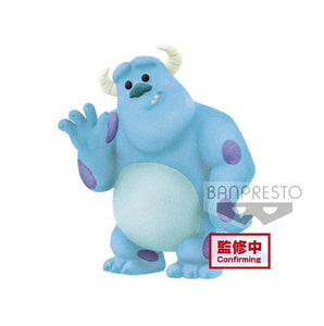 【已截訂】Banpresto PIXAR CHARACTER FLUFFY PUFFY PETIT~MONSTERS, INC.~(B SULLEY) PVC Figure