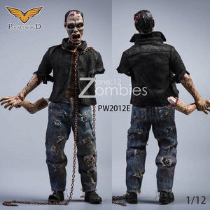 【已截訂】POCKET WORLD Zombies 1/12 Action Figure