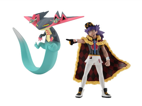 【已截訂】Bandai POKEMON SCALE WORLD GALAR LEON & DRAGAPULT
