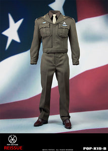 【已截訂】POPTOYS 1︰6 POP COSTUME X19 WWII Golden Ages Captain Uniform suit B