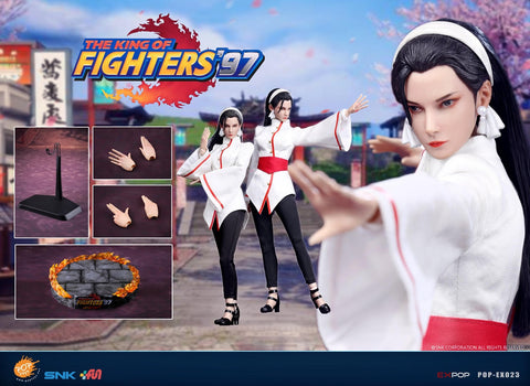 【已截訂】POPTOYS KOF97 - Chizuru Kagura 1/6 Action Figure