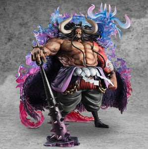 【已截訂】Mega House POP Kaito of Beasts PVC Figure