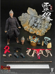 "【已截訂】Verycool Palm Treasure Series ""Dou Zhan Shen"" - Monkey King Deluxe Edition 1/12 Action Figure"