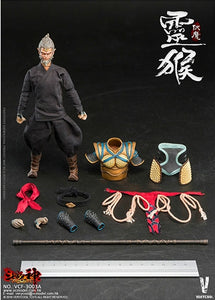 "【已截訂】Verycool Palm Treasure Series ""Dou Zhan Shen"" - Monkey King Standard Edition 1/12 Action Figure"