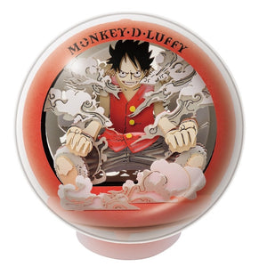 【現貨】Ensky Paper Theater Ball One Piece PTB-05 Monkey D. Luffy